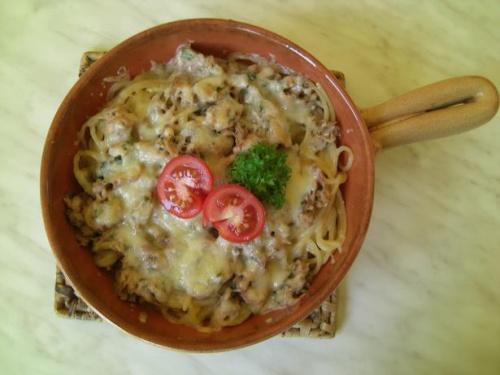 Spaghetti-Thunfisch