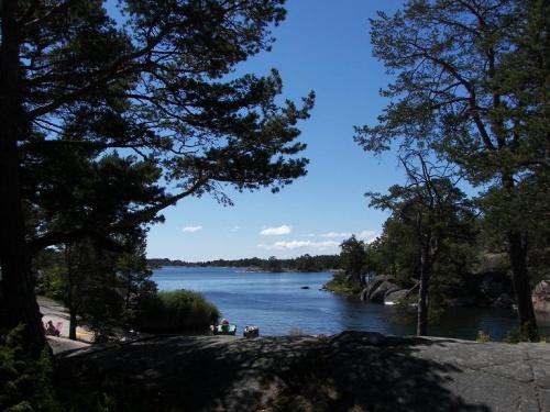 Küste in Oskarshamn 1