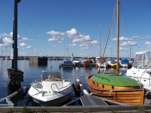 Gränna Hafen