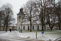 Kirche in Alingsås