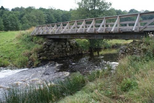 Brücke über den Surtan