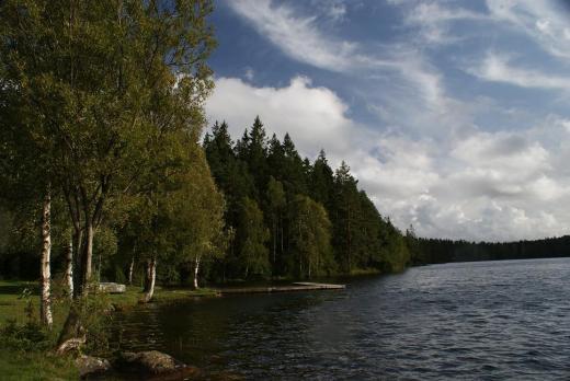 Herbststimmung am Navåsen