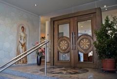 Luisenhof Eingangsbereich