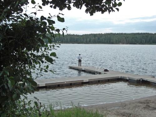 19. Juli 2010, 21.50 Uhr in Schweden