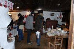 Julmarknad i Äskhults by 2