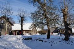 Julmarknad i Äskhults by 11