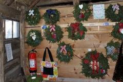 Julmarknad i Äskhults by 12