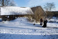 Julmarknad i Äskhults by 16