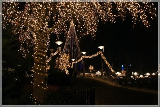 Jul in Liseberg
