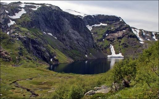 norwegisches Fjell