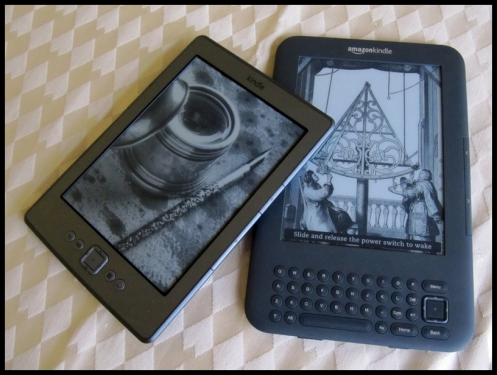 unsere Kindles