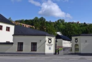 Husqvarna Museum, Schweden