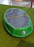 solarbetriebener, automatischer Rasenmäher