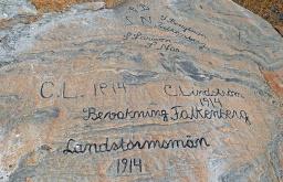 Biskopshagens Naturreservat Väröbacka 14